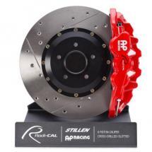 AP Racing E9X M3 Front Radi-CAL 6-Piston Big Brake Kit (14 Inch Rotor)