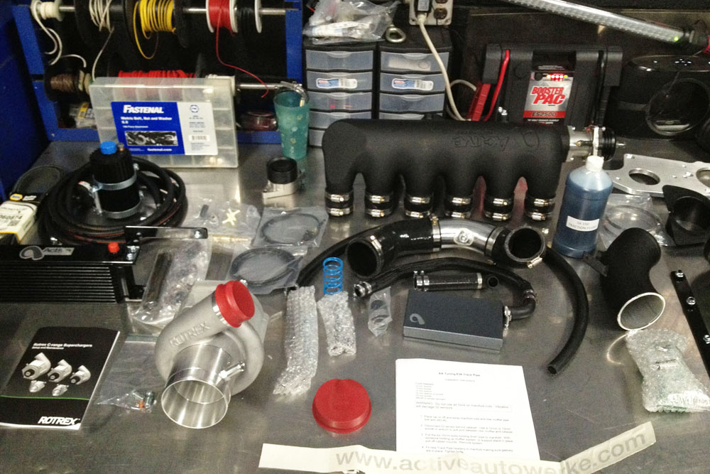 Bmw E46 M3 Supercharger Kit Active Autowerke E46